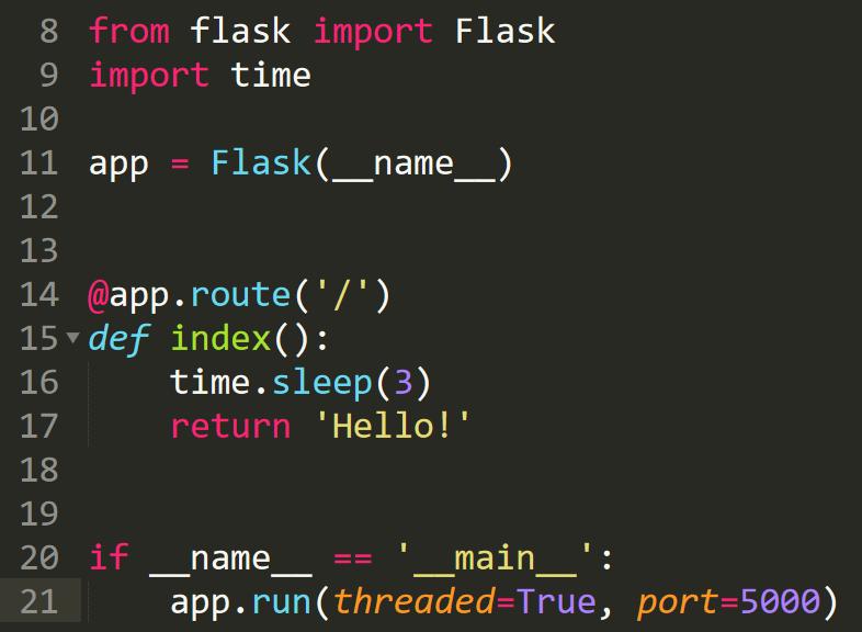 flask-run